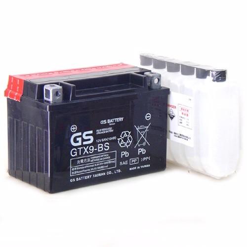 ~開幕衝 ~ GS 統力GTX9 BS 9 號機車 密閉型電池電瓶