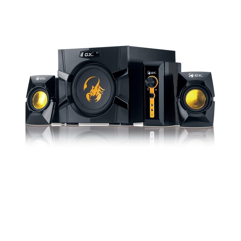 有 品Genius 昆盈GX Gaming SW G2 1 3000 金燦飛蠍重低音音響喇