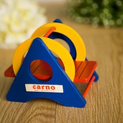 Carno 彩虹蹺蹺板寵物鼠玩具翹翹板