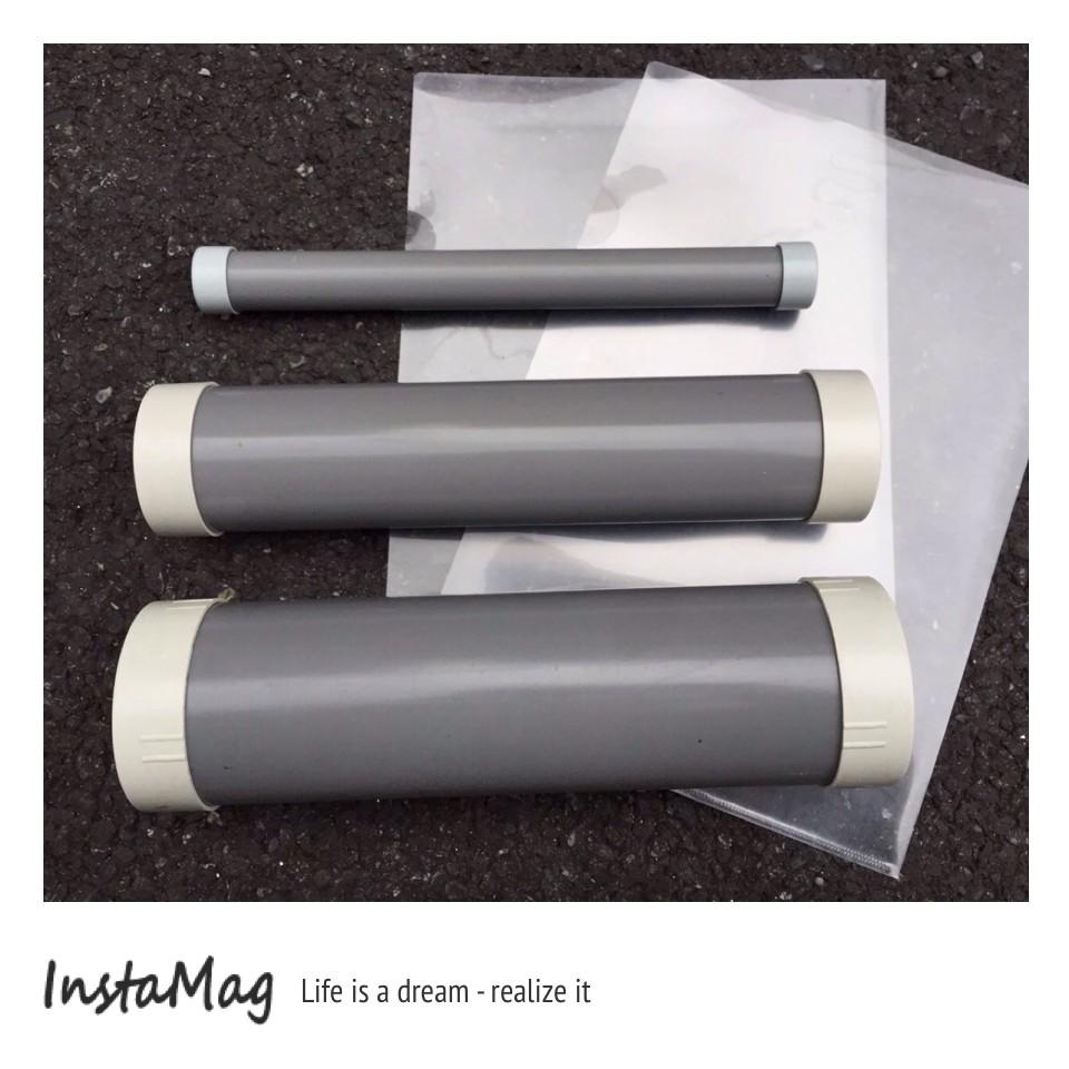 皂水管模圓管膜管模 買2 組送不挑款小鐵盒