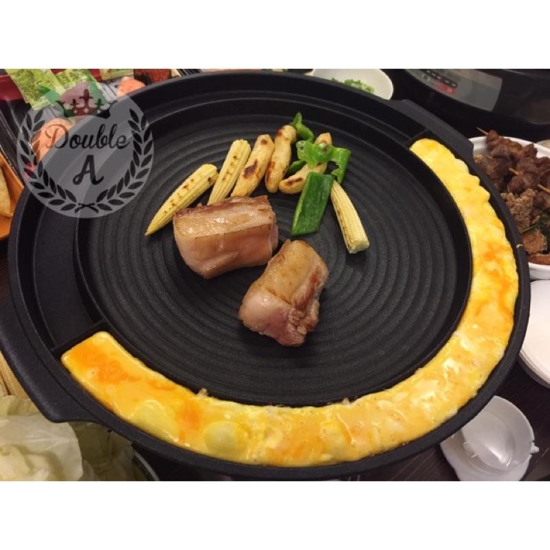 4 07 4 16 韓國連線韓國神奇不沾鍋烤盤  中