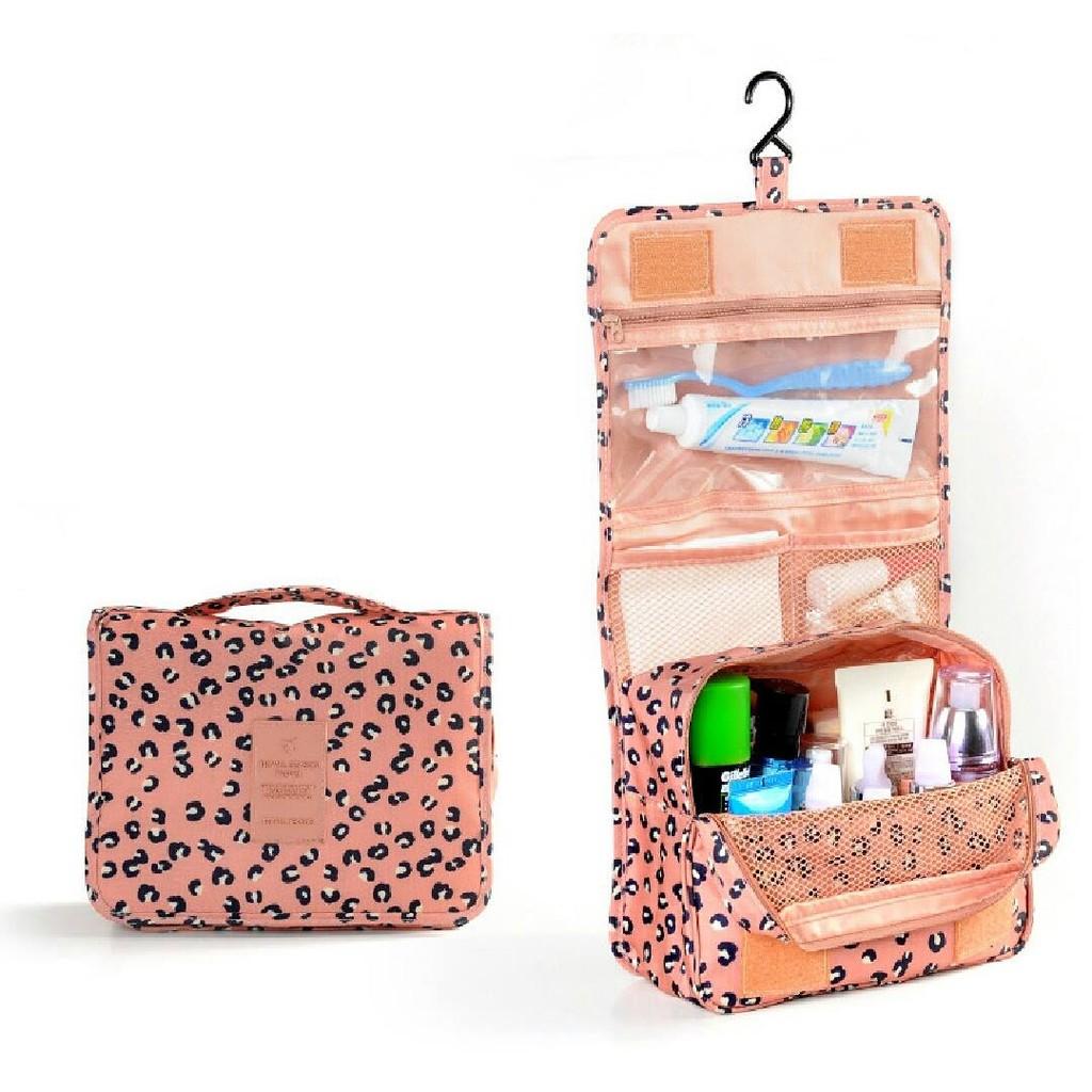 ✵鹿子小兵✵ 旅行用防水可掛盥洗包化妝品收納包