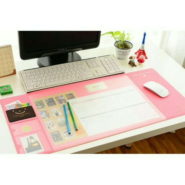 多 超大防水辦公桌墊大型桌面滑鼠墊