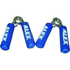 布丁體育 貨附發票 器材ALEX 德國品牌 泡棉握力器B 06 另賣瑜珈墊健腹輪伏地挺身架