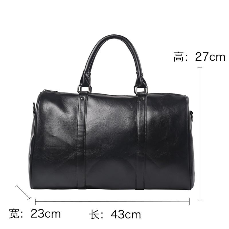 單肩包錢包背包新大容量手提包斜挎包 男包商務出差行李包旅行包單肩