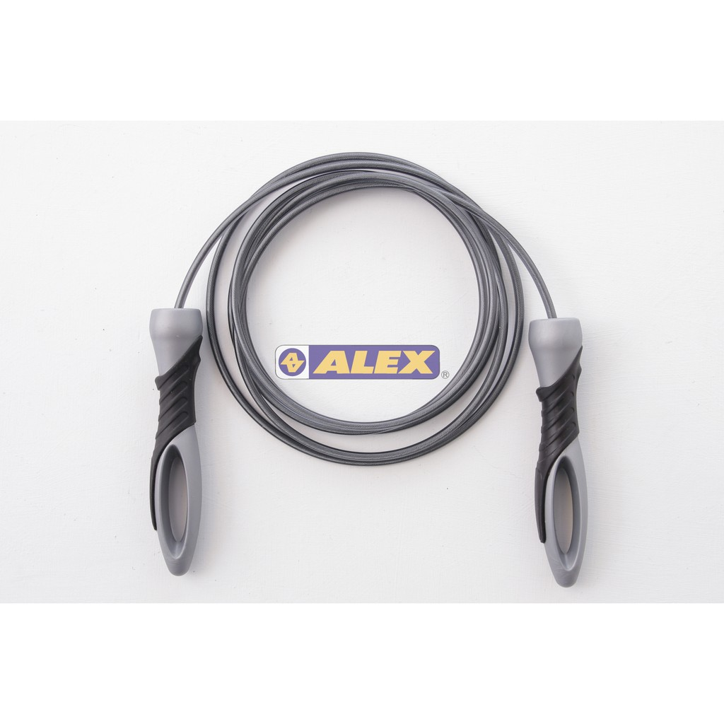 ~EDI S SHOP ~ALEX B 41 鋼索加重跳繩另售拉力繩瑜珈墊瑜珈磚韻律球彈力