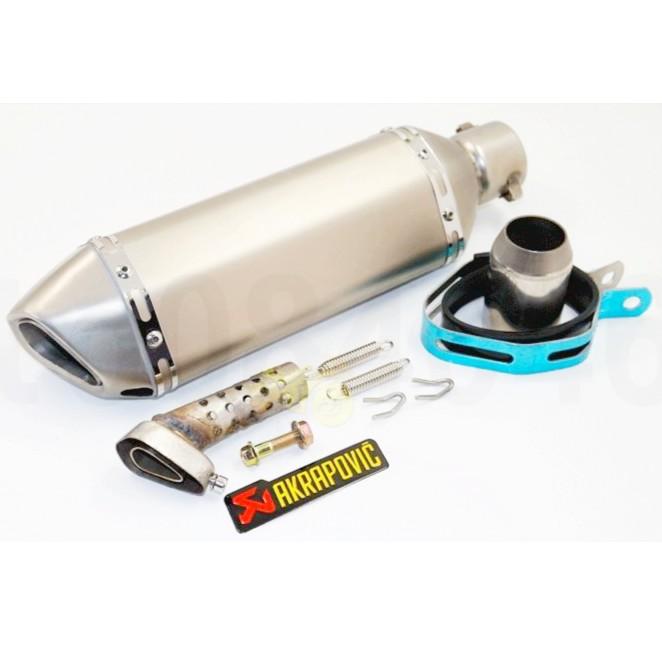 BWS125 BWS X 排氣管台蠍六角排氣管碳纖維排氣管蠍管大B