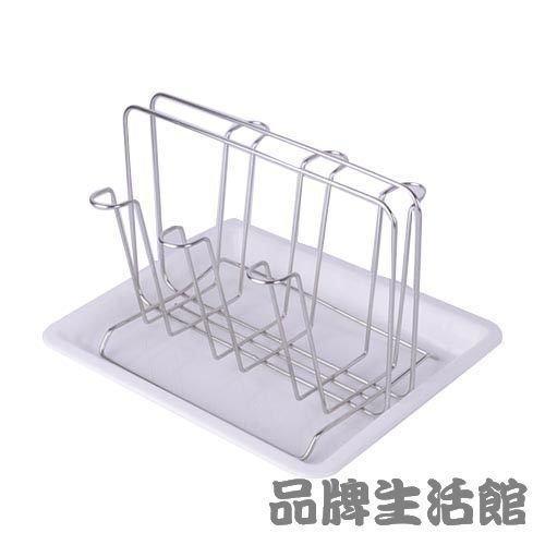 聚樂~家居收納御膳坊電解不鏽鋼杯架組杯架瀝水