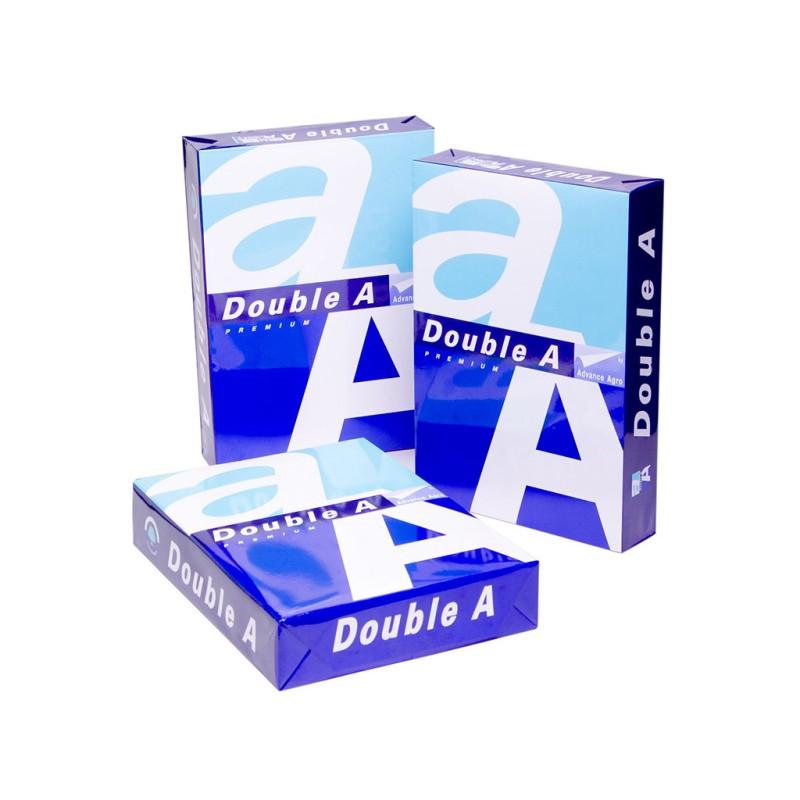 皮皮龜~Double A 80 磅A4 A5 空白影印紙列印紙A19