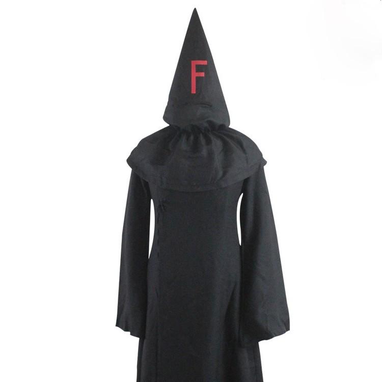 FFF 異端審判團團服3F 萬聖節服裝團服笨蛋召喚獸終極魔法cos 服cosplay 動漫