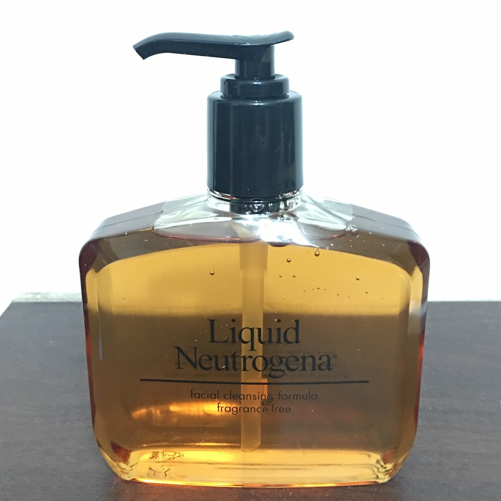 COSTCO Neutrogena 美國進口無香精配方洗面乳 露得清 洗面露 (每瓶236ml) 代購
