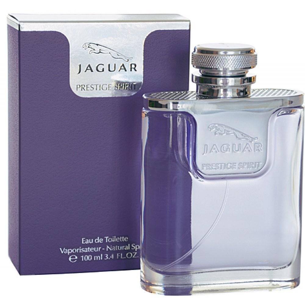 HUAHUA 香水美妝Jaguar 積架Prestige Spirit 威名精神男性淡香水