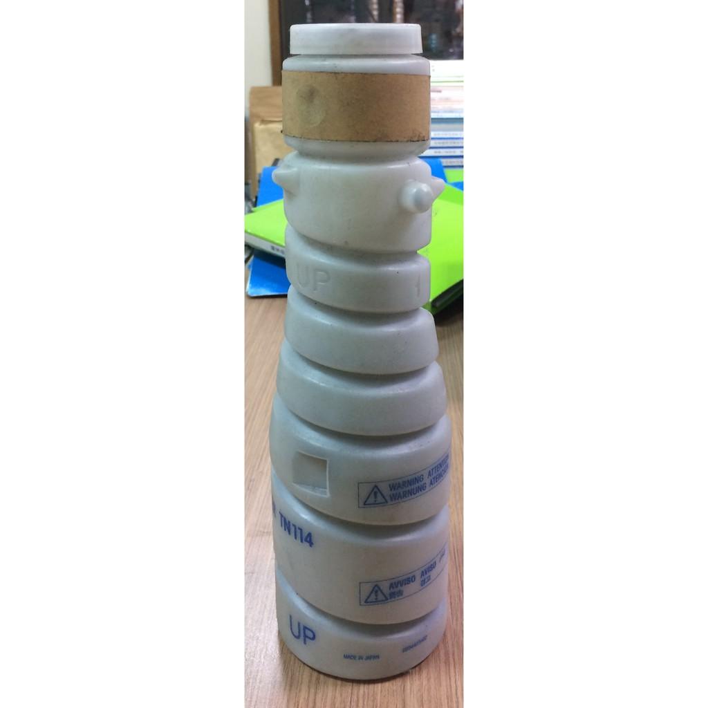 KONICA MINOLTA TN 114 影印機碳粉