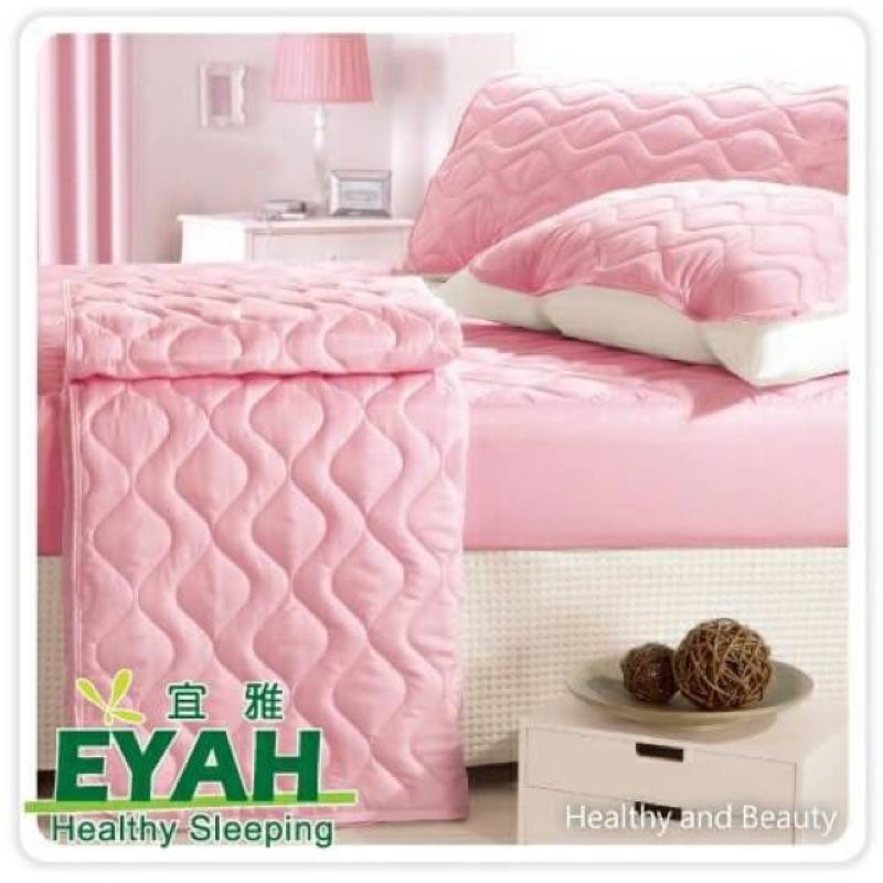 ~EYAH 宜雅~純色保潔墊△床包式單人△床包式雙人△床包式雙人加大