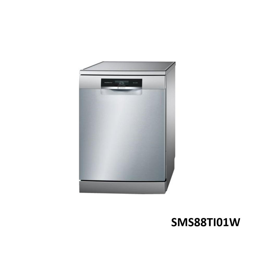 BOSCH 博世 SMS88TI01W 60公分 獨立式 沸石 洗碗機