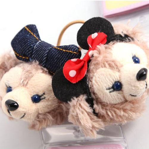 ~艾蜜莉~ 東京Disney 迪士尼Duffy 達菲熊ShellieMay 雪莉玫絨毛娃娃