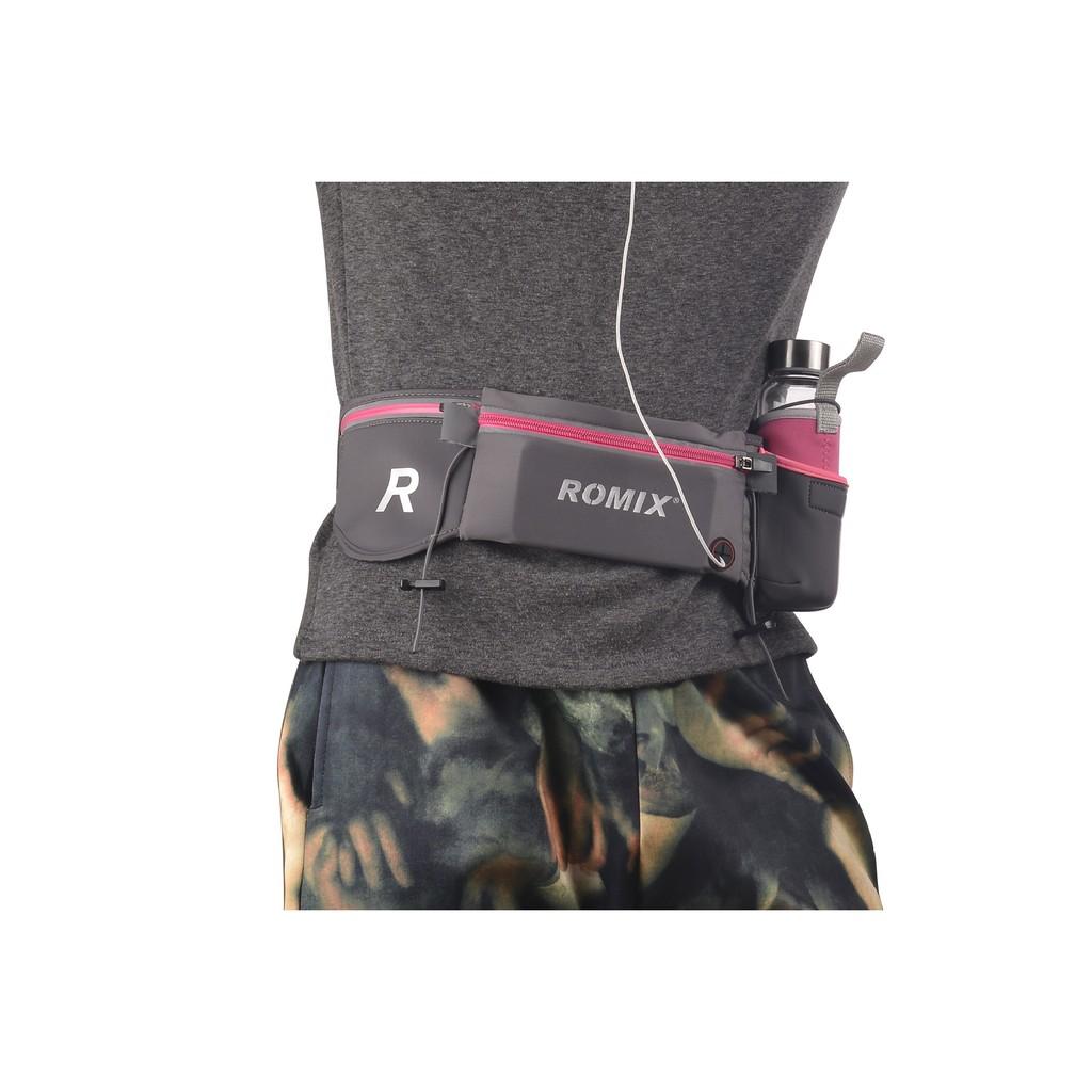 超夯旅行者腰包水壺腰包跑步腰包 腰包 腰包腰包可裝水瓶健身登山集體出游