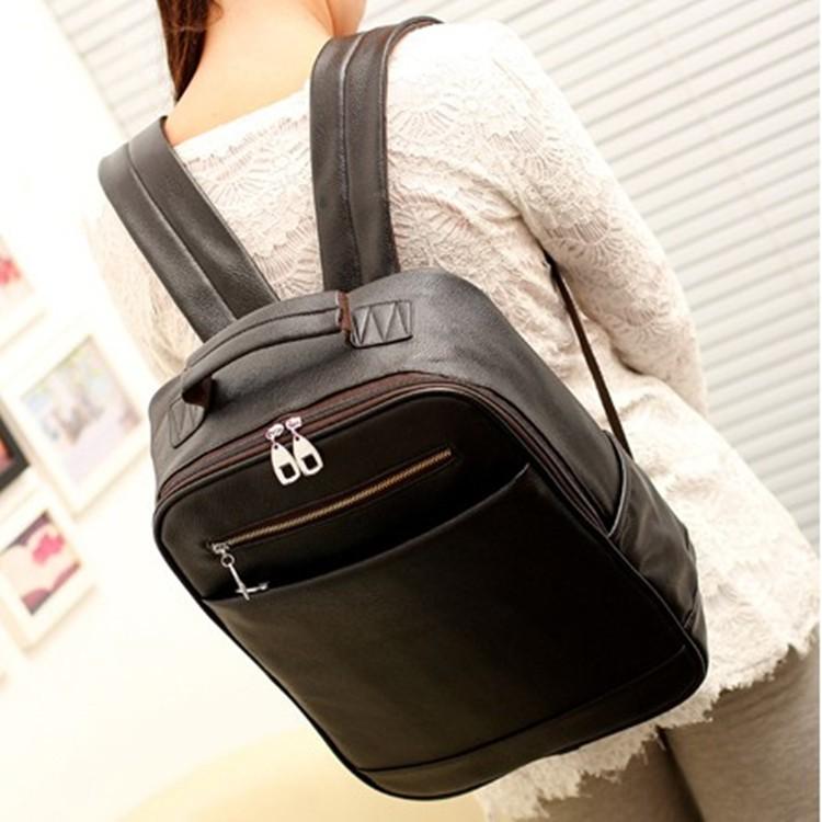 電腦雙肩包14 寸15 寸15 6 寸男女士聯想華碩筆記本電腦包背包