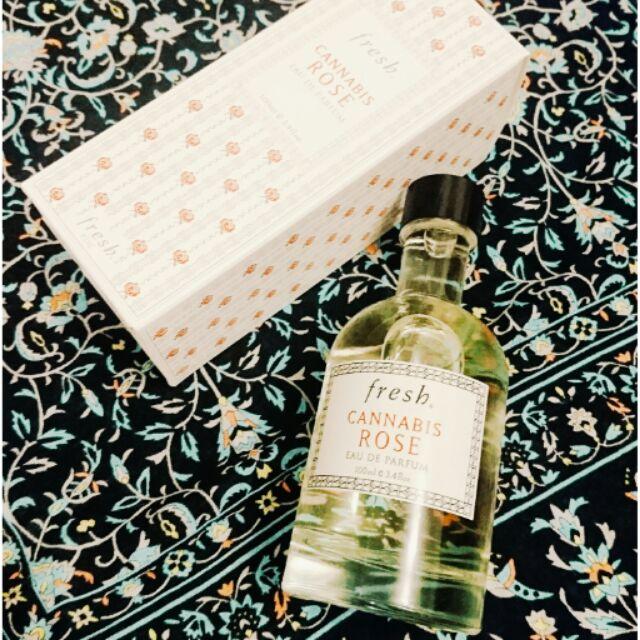 試香:Fresh Cannabis Rose 麻玫瑰1