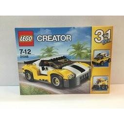必買站  樂高LEGO 31046 Creator 系列高速黃色汽車