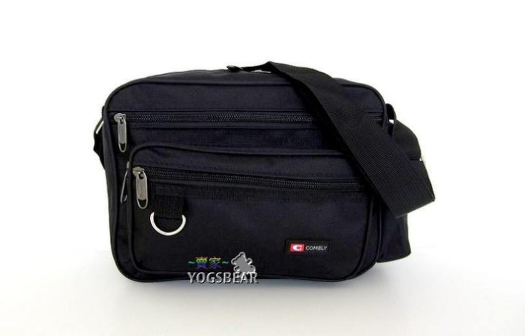 悠格~YOGSBEAR ~防水多隔層側背包斜背包休閒包旅遊包公事包肩背包護照包公事包側背包