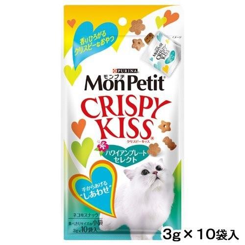 貓倍麗CRISPY KISS 貓點心貓零食,Monpetit 脆餅