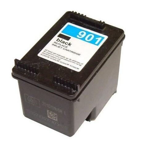 HP NO 901 黑色環保墨水匣CC653AA 另901 彩CC656AA J4500