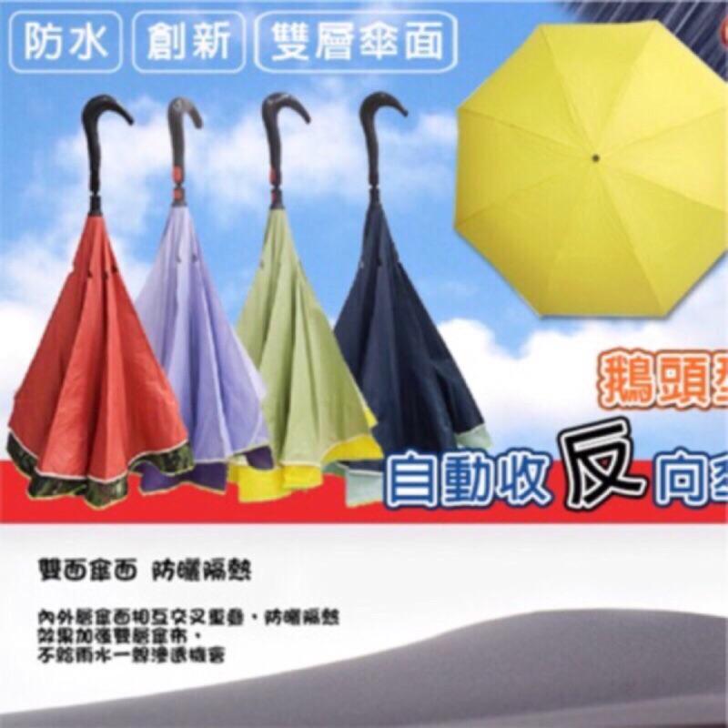 ~自動收反向傘~