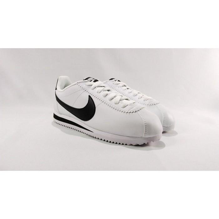 米菲美國Nike Classic Cortez 黑白阿甘漢娜妞著用~807471 101