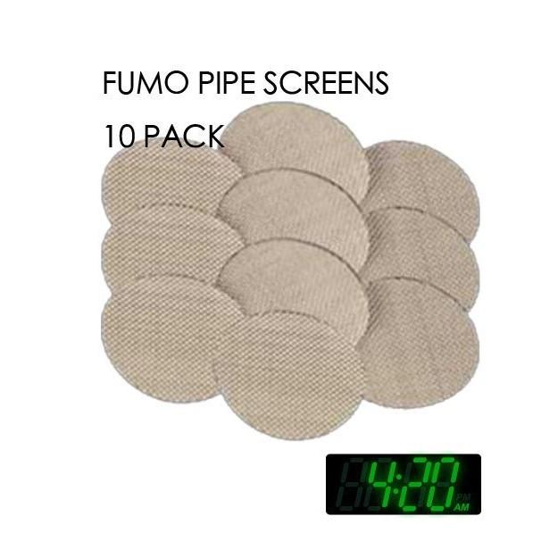 ~4 20AM ~  Fumo Pipe 濾網一包十片 (代理 商)