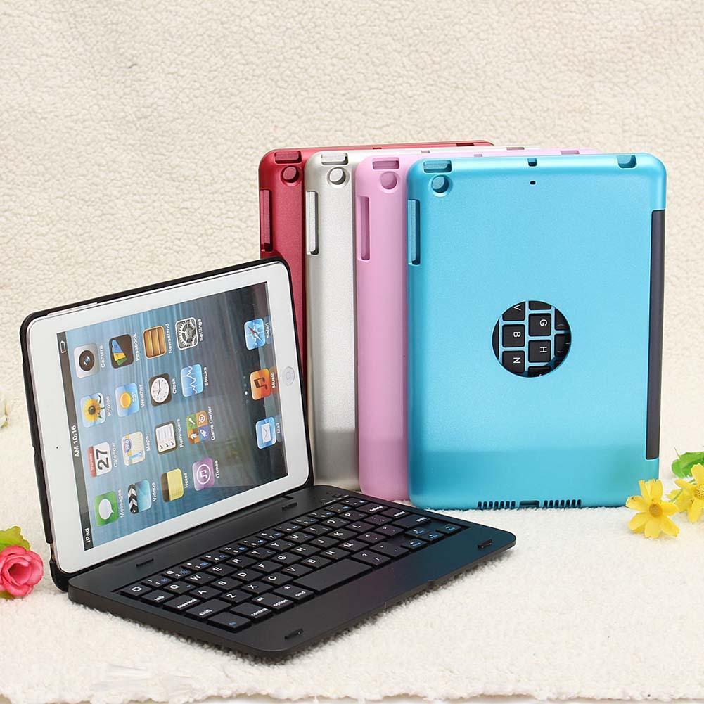折疊式無線藍牙鍵盤充電盒iPad 迷你