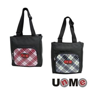 ~UnMe ~英格蘭格紋系列餐袋便當袋手提袋3118