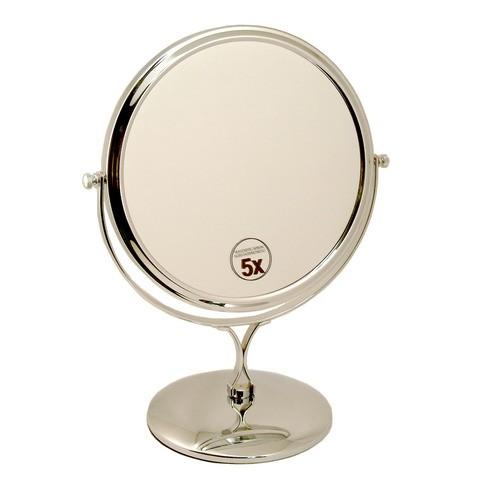 ACCESSCO 大明星化妝鏡雙面放大型