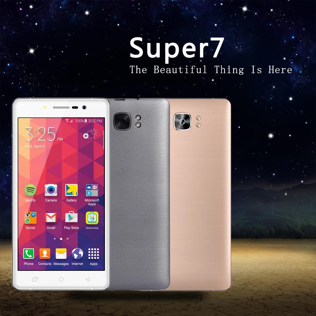 5 寸3G 雙核安卓智能手機Super7 黑色