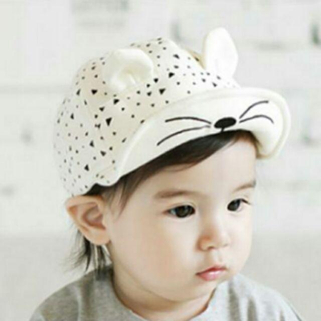 兒童帽男女寶寶帽子 兒童帽子親子帽鴨舌帽嘻哈帽棒球帽