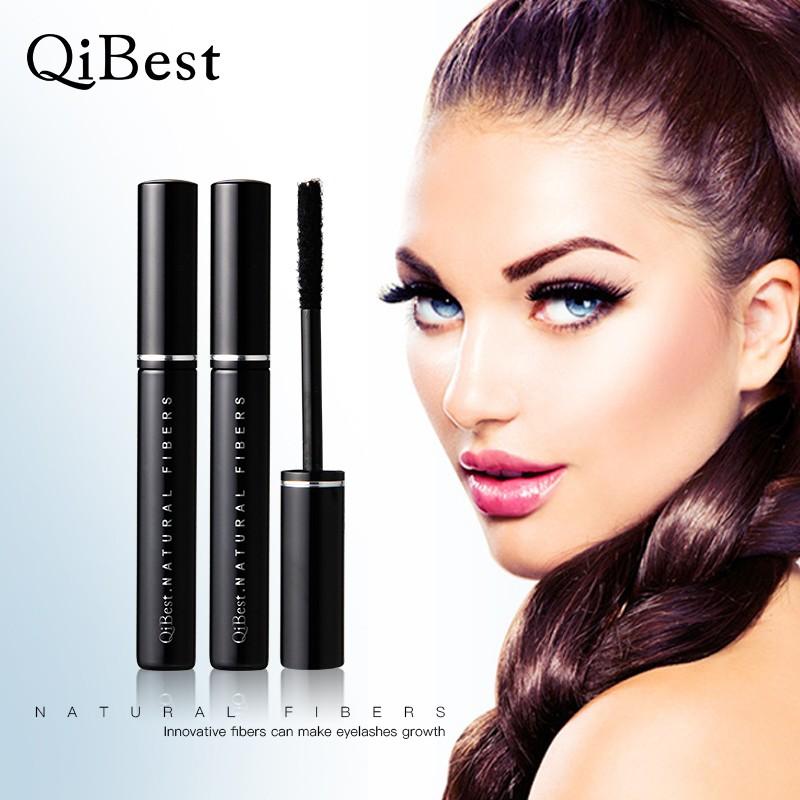 外貿爆款Qibest 特效加長睫毛纖維睫毛嫁接睫毛膏 產品