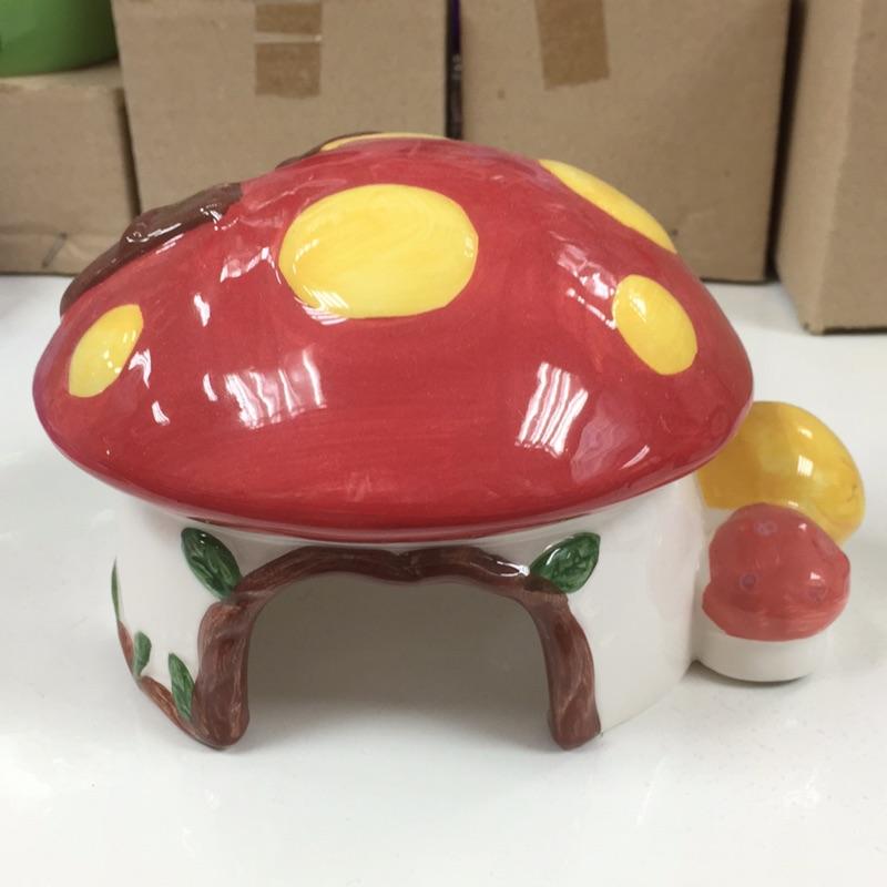 陶瓷大蘑菇
