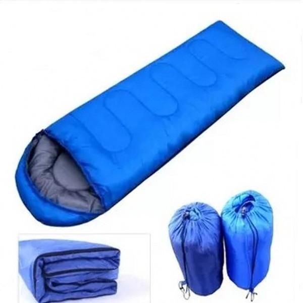 單人睡袋超輕睡袋信封式睡袋可全開有帽睡袋戶外睡袋露營睡袋防潮床墊旅行野營登山帳篷 輕巧便攜