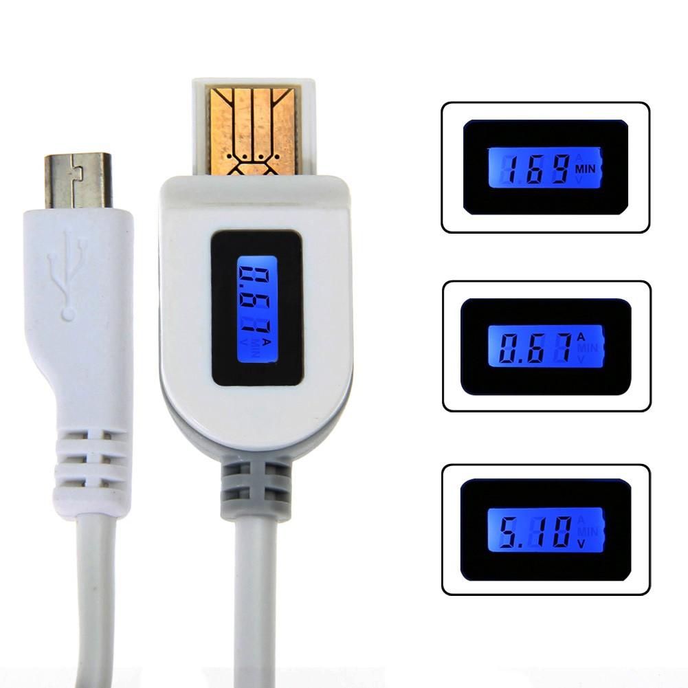 奧力科L72 顯示充電電壓、電流、時間資料線陳柳