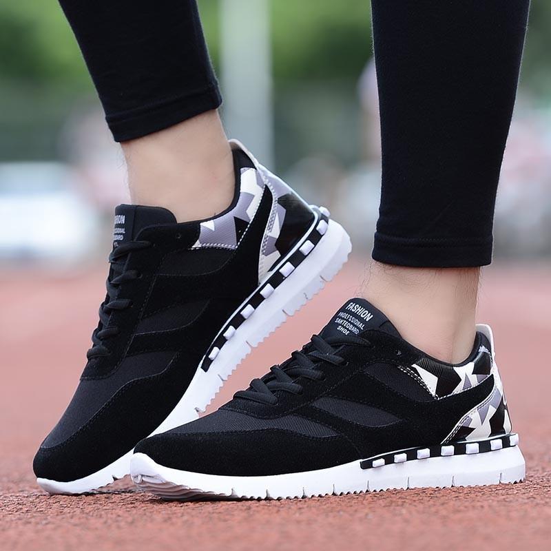 香香的家2016 透氣男鞋 板鞋潮鞋男士 鞋阿甘 鞋迷彩跑步鞋男