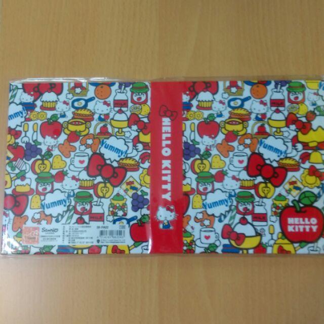 富士拍立得HELLO KITTY 圖案相本可放40 張mini 底片另售雙子星美樂蒂冰雪奇