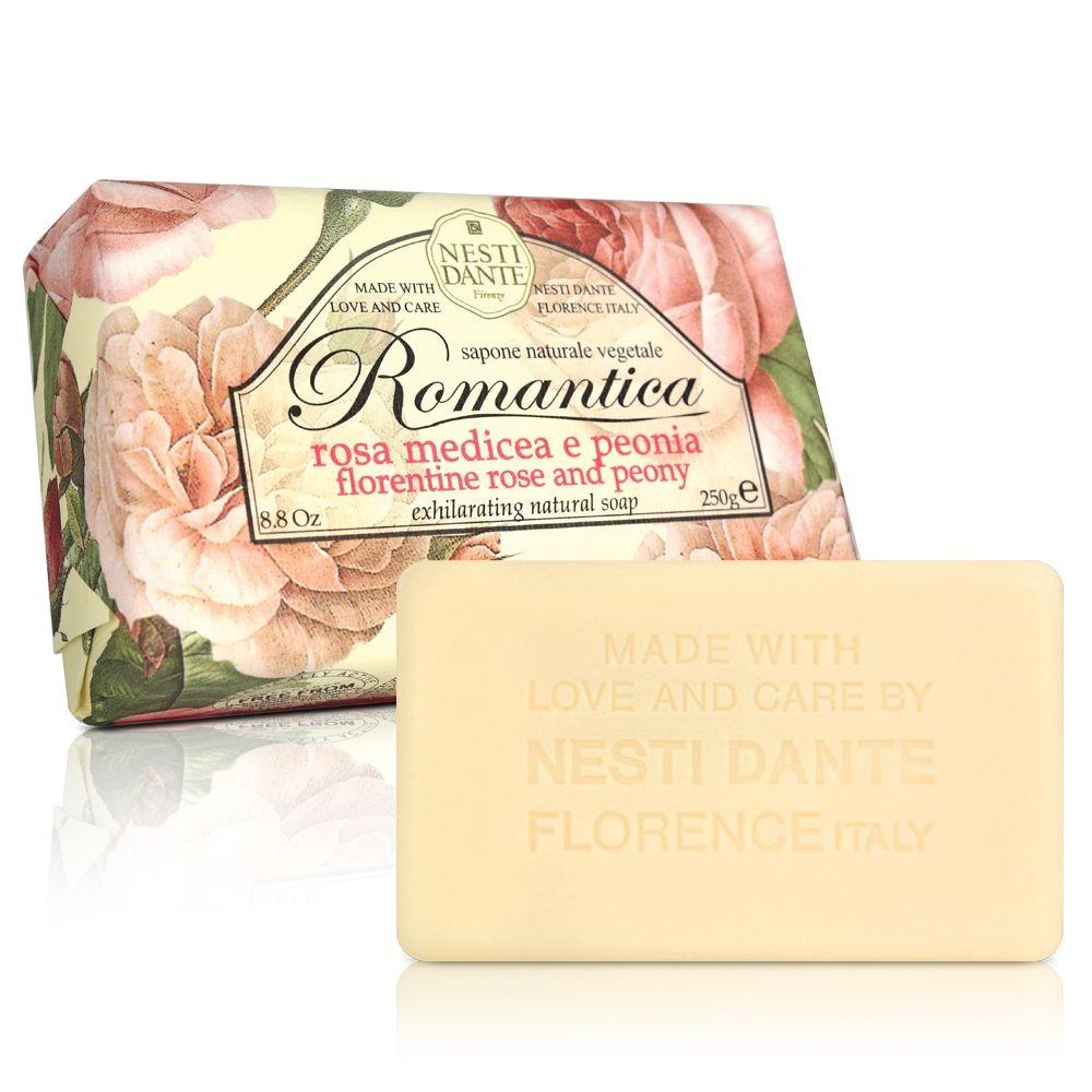 Nesti Dante 義大利 香皂那是堤肥皂~愛浪漫 風系列~