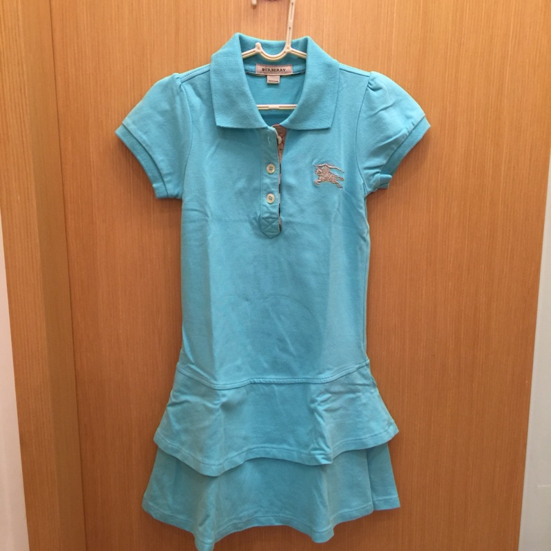 女童BURBERRY 洋裝