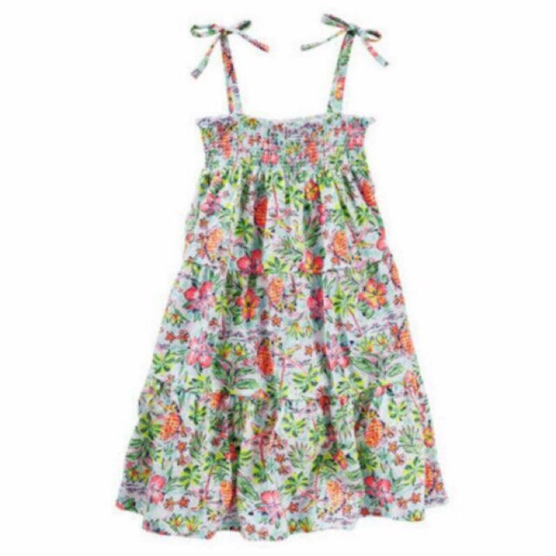 Oshkosh 夏日風洋裝