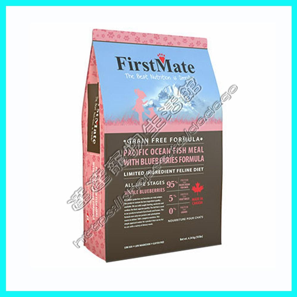 <達達寵物>加拿大FirstMate 楓味大餐全齡貓藍莓鯡魚肉貓糧1 8 4 5 公斤KG