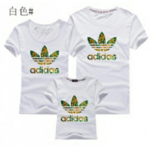 愛迪達短袖T 恤