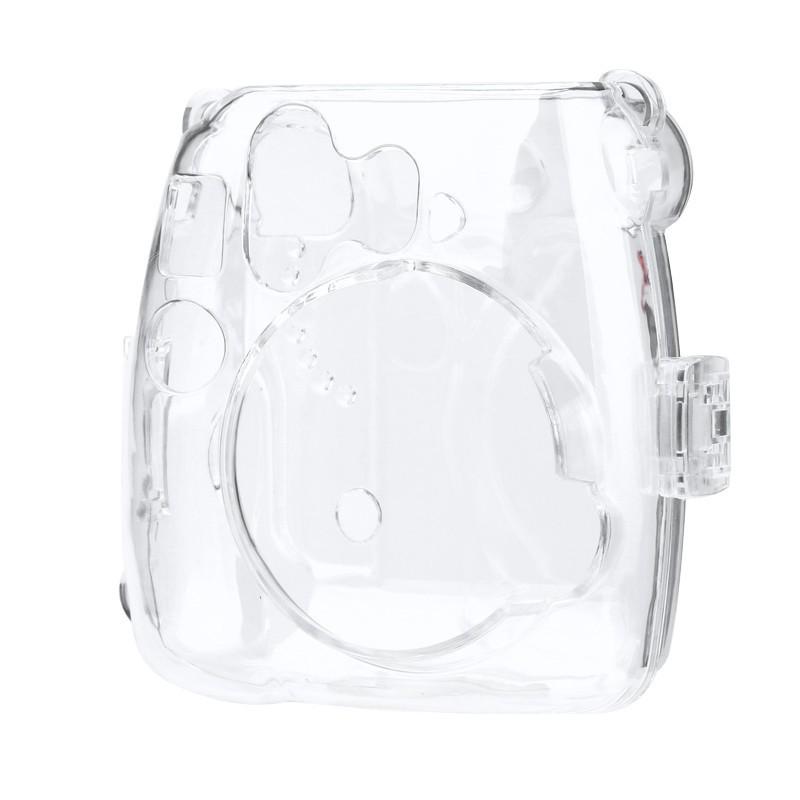 FUJIFILM Instax Mini8 薄晶透明件硬相機包