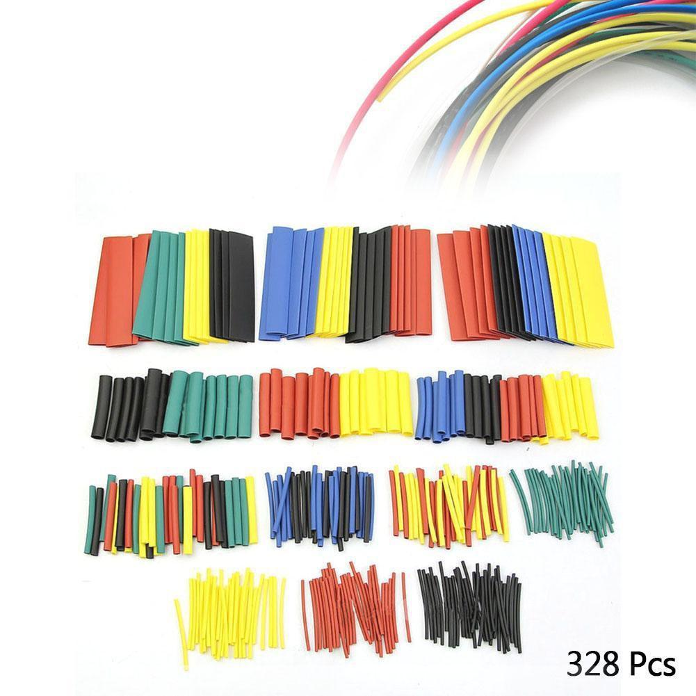 5 色8 種規格熱縮管套管CJ T022