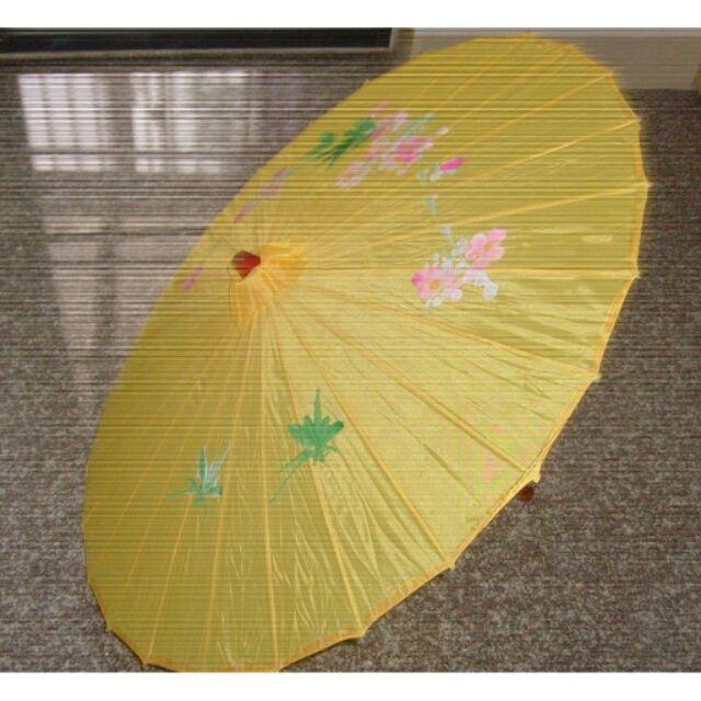 花布傘跳舞傘道具傘