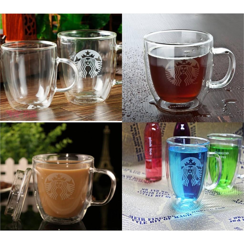 星巴克STARBUCKS 款2012 年含杯蓋雙層杯、馬克杯、玻璃杯、隔熱杯、保溫杯、文青